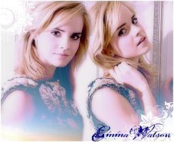 Emma Watson layout 17 by Grouve