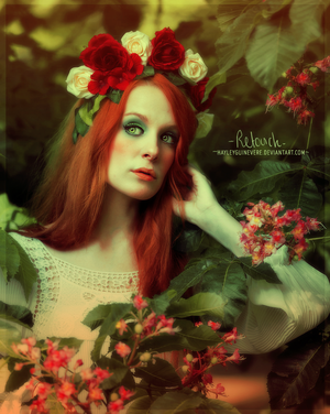 Rose Maiden Retouch by HayleyGuinevere