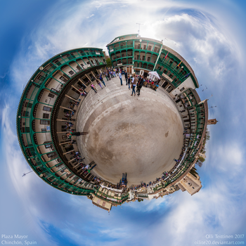 Plaza Mayor 360 by ollite20