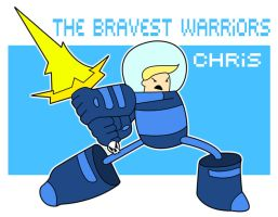 The Bravest Warriors: Chris by Smoking-Squirrel
