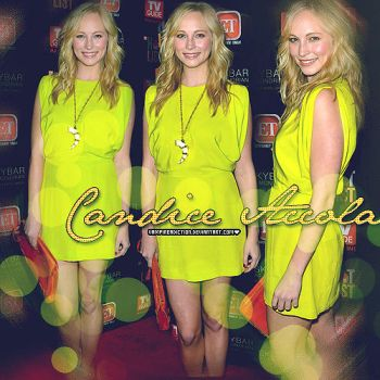 Candice Accola by VampireAdiction