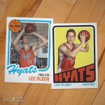 Retro Basketball Cards by skythlee