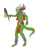 Witch Doctor by Pickle-Ranger