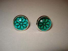 Spa'ring earring by hatirrisworldproject
