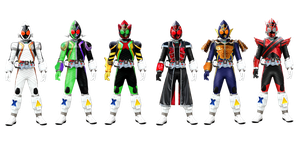 Kamen Rider Fourze Neo-Heisei Switch by tuanenam