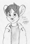 GMD OC Series #2: PETER LEWIS by Johnny-Ether