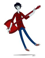 Marshall Lee by Joy-Pedler