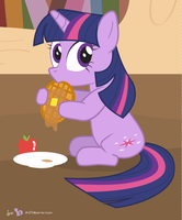 Twilight Waffle Time by dm29