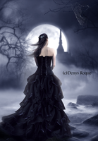 My sweet darkness by DenysRoqueDesign