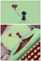 Love Letter by ximebetty