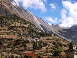 Pisang Nepal by wash20