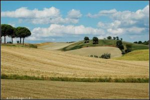landscape Italy by ArtOriginal