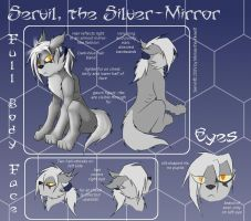 Servil - Reference-Sheet by Minas-the-Inkwolf