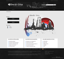 Dnr2i City by Seyart