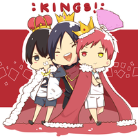 kings! by s-haa