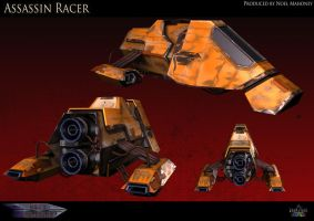 The Assassin Racer - Game Veh by Tafari-Studios