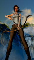 TOMB RAIDER by xDLGx