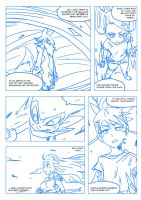 Digimon Tamers - Mirai Project chapter 03/15 by Riza23