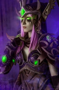 Heroes of the Storm - Master Sylvanas (6) by Feyische