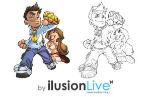 Ilusionlive - FanClubt - by Ilusionlive