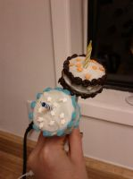 Birthday Cake Pops! by LovelyLittleLemon