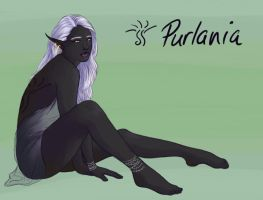OC: Purlania by Succubii