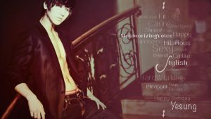HAPPY BIRTHDAY YESUNG by Cristal1994