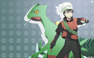 Trainer Emerald |Wallpaper| by OnlyNura
