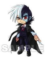 The Evil Doctor, Black Jack by aun61
