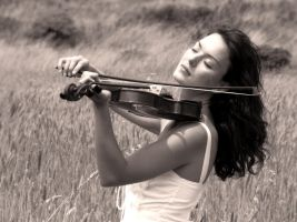 Musical Sunlight - Betcee May by rebekahlynn-photo