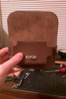 Pouch (Front) - Pre-stitching by Gechmir