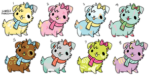 Doggy Adopts CLOSED by littleadopt
