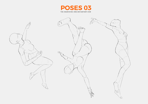 Poses 03 by the-searching-one