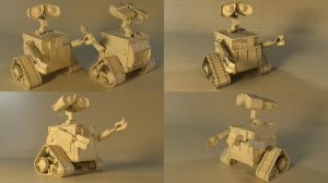 Wall-E by crabskiller