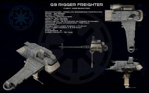 G9 Rigger Flight mode ortho by unusualsuspex
