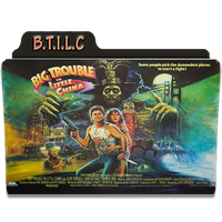 Big trouble in little china Folder icon by charlitosway78