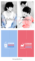 140327 CARD - HUNHAN by Mini665o