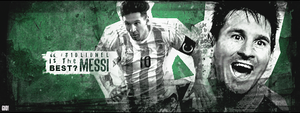 Messi isthebest?#Gio! by GioGXF