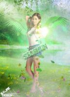 SEOHYUN [GREEN] ! EDIT by ExoticGeneration21