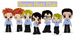 Ouran Host Club Buddy Poke by Ginnypigg