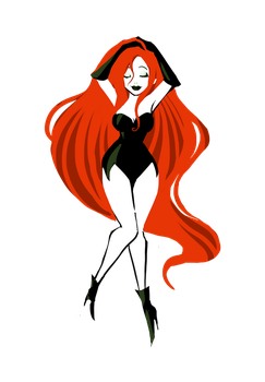 Poison Ivy by ScrapCity