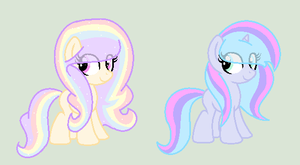 Rainbow Pastel Quick Adopts CLOSED by saramanda101