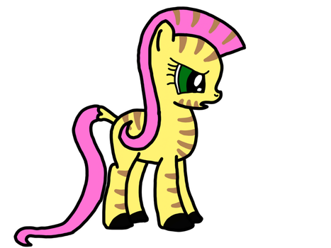 Mlp Breeding Grid Result Zecora X Fluttershy by Furry-stylist