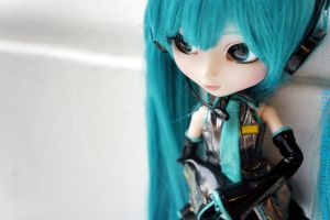 .:Pullip Hatsune Miku:. by Itchy-Hands