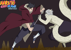 Naruto Shippuden by Devien-Cold