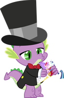Ring Bearer Spike Vector by Pirill-Poveniy