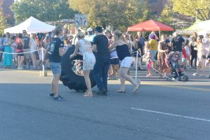 2014 Fluff Fest, Tire Rolling 6 by Miss-Tbones