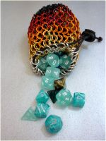 Dice bag by squanpie