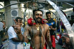 Thaipusam 07 by biomonkz