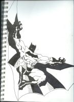 Dark Knight by onetouchtakeover